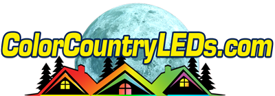ColorCountryLEDs logo